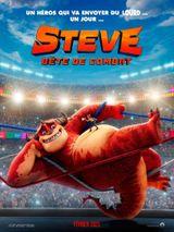 Affiche Steve, bête de combat