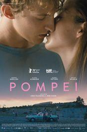 Affiche Pompei