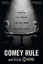 Affiche The Comey Rule