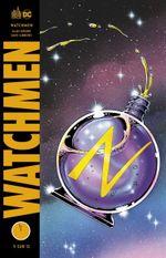 Couverture Watchmen, tome 9