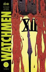Couverture Watchmen, tome 12