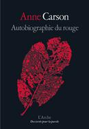 Couverture Autobiographie du rouge