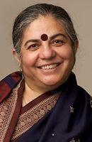 Photo Vandana Shiva