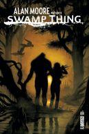 Couverture Alan Moore présente Swamp Thing, tome 3