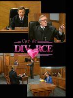 Affiche Cas de divorce