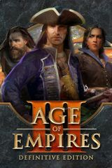 Jaquette Age of Empires III: Definitive Edition