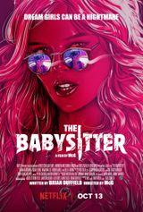 Affiche The Babysitter