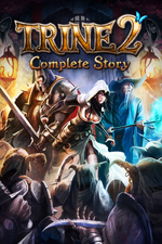 Jaquette Trine 2 : Complete Story