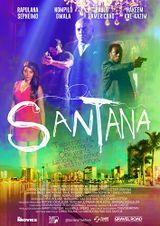 Affiche Santana