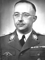 Photo Heinrich Himmler