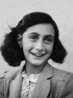 Photo Anne Frank