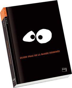 Couverture Guide Fnac de la bande dessinée