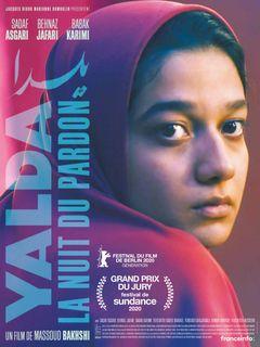 Affiche Yalda, la nuit du pardon