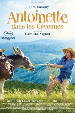Affiche Antoinette dans les Cévennes
