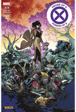 Couverture Maison X - House of X / Powers of X, tome 4
