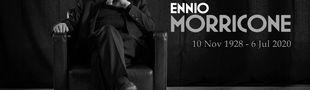 Cover les meilleurs B.O. composées par Ennio Morricone