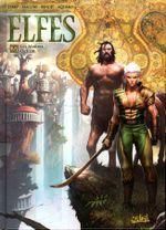 Couverture Les Maîtres Ogham - Elfes, tome 27