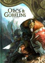 Couverture Silence - Orcs et Gobelins, tome 9