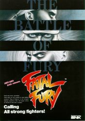 Jaquette Fatal Fury: King of Fighters