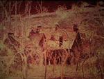 Affiche Ultra-rouge, Infra-violet