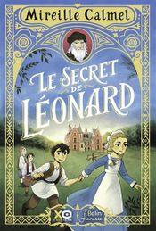 Couverture Le secret de Léonard