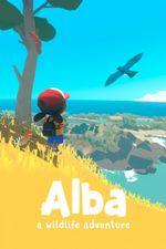 Jaquette Alba : un été en terre sauvage