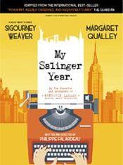Affiche My Salinger Year