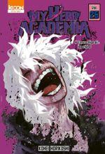 Couverture Tomura Shigaraki : Les Origines - My Hero Academia, tome 25