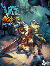 Jaquette Valdis Story: Abyssal City