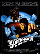Affiche Superman IV - Le Face à face