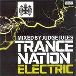 Pochette Trance Nation: Electric