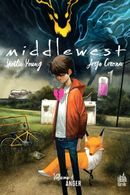 Couverture Anger - Middlewest, tome 1