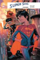 Couverture La Fin de l'innocence - Super Sons (Rebirth), tome 4