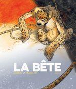 Couverture La Bête - Le Marsupilami de Frank Pé et Zidrou, tome 1
