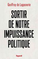 Couverture Sortir de notre impuissance politique