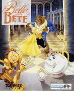 Jaquette La Belle et la Bête