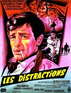 Affiche Les Distractions