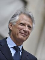 Photo Dominique De Villepin