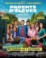 Affiche Parents d'élèves