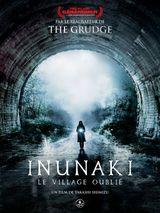 Affiche Inunaki : Le Village oublié