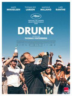 Affiche Drunk