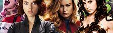 Cover Quand les films de super-héros ont des super-héroïnes en vedette