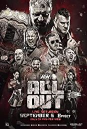 Affiche All Elite Wrestling: All Out 2020