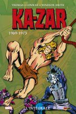 Couverture KA-ZAR : L'INTÉGRALE 1969-1973