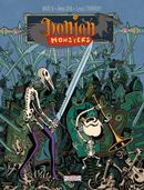 Couverture Réveille-toi et meurs - Donjon Monsters, tome 13