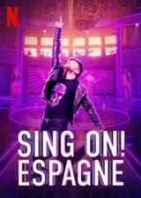 Affiche Sing On! Espagne