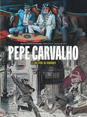 Couverture La Solitude du manager - Pepe Carvalho, Tome 2