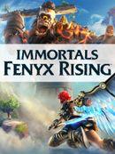 Jaquette Immortals : Fenyx Rising