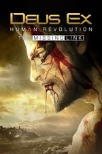 Jaquette Deus Ex: Human Revolution - Le Chaînon manquant