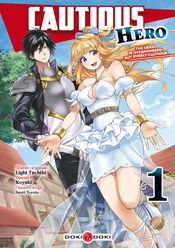 Couverture Cautious Hero, tome 1
